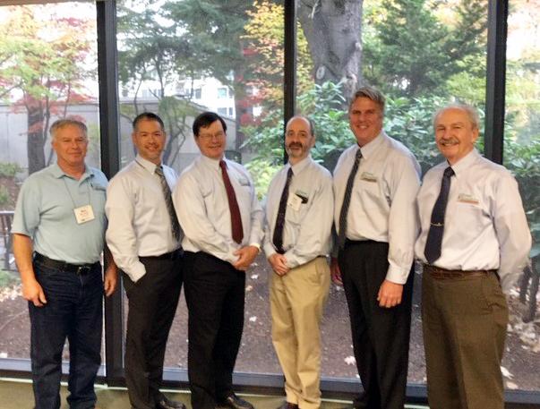 FBRI Board at the 2018 FBRI Annual Meeting in Portland, OR.