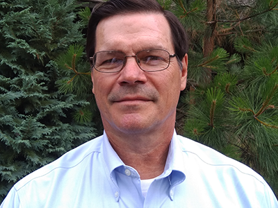Dan Opalach, Senior Forest Biometrician
